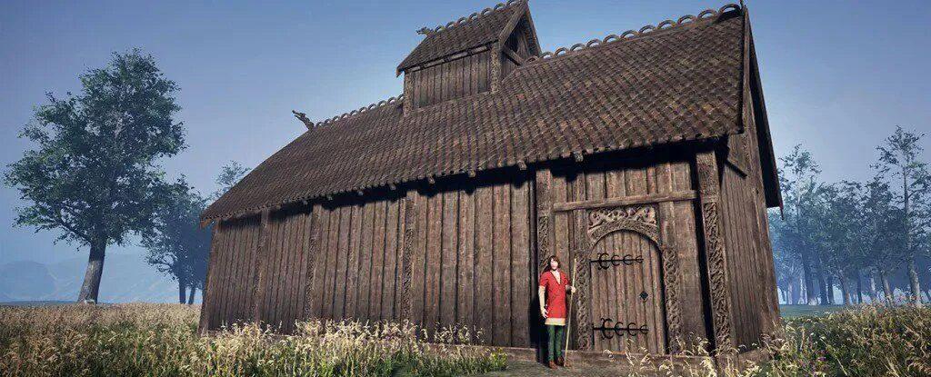 В Норвегии нашли тысячелетний языческий храм Тора и Одина (ФОТО) 1