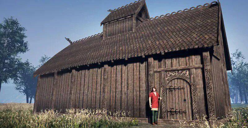 В Норвегии нашли тысячелетний языческий храм Тора и Одина (ФОТО)