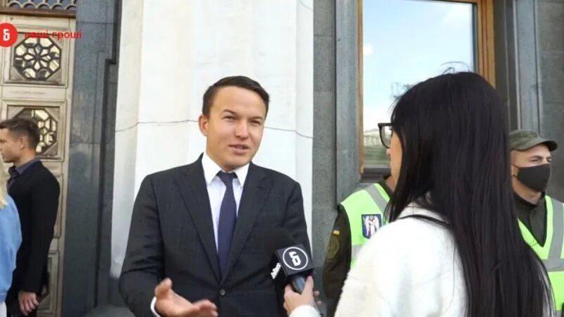 Депутаты из «Слуги народа» не смогли отличить программу своей партии от обещаний путинской «Единой России» (ВИДЕО)