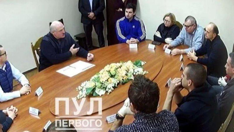 После встречи с Лукашенко. В Беларуси из СИЗО отпустили еще трех политзаключенных