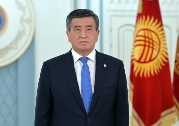 Президент Киргизии заявил о попытке захвата власти в стране