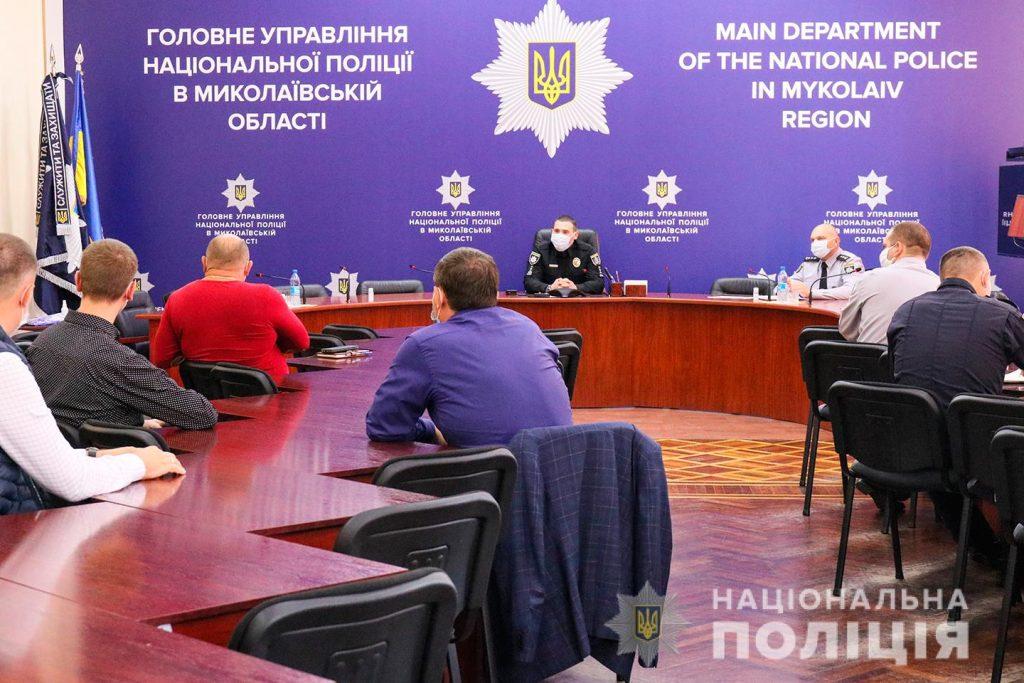 На Николаевщине полиция хочет привлечь к охране порядка во время местных выборов представителей частных охранных фирм (ФОТО) 1