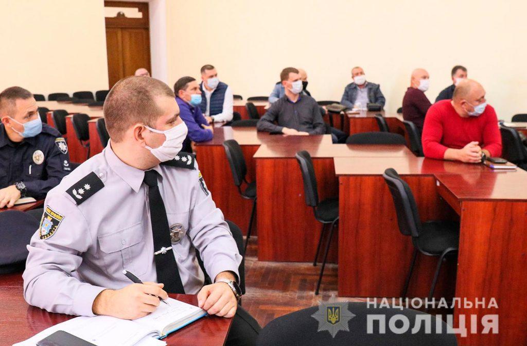 На Николаевщине полиция хочет привлечь к охране порядка во время местных выборов представителей частных охранных фирм (ФОТО) 7