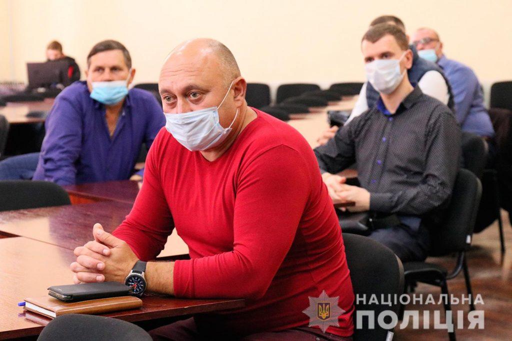 На Николаевщине полиция хочет привлечь к охране порядка во время местных выборов представителей частных охранных фирм (ФОТО) 5