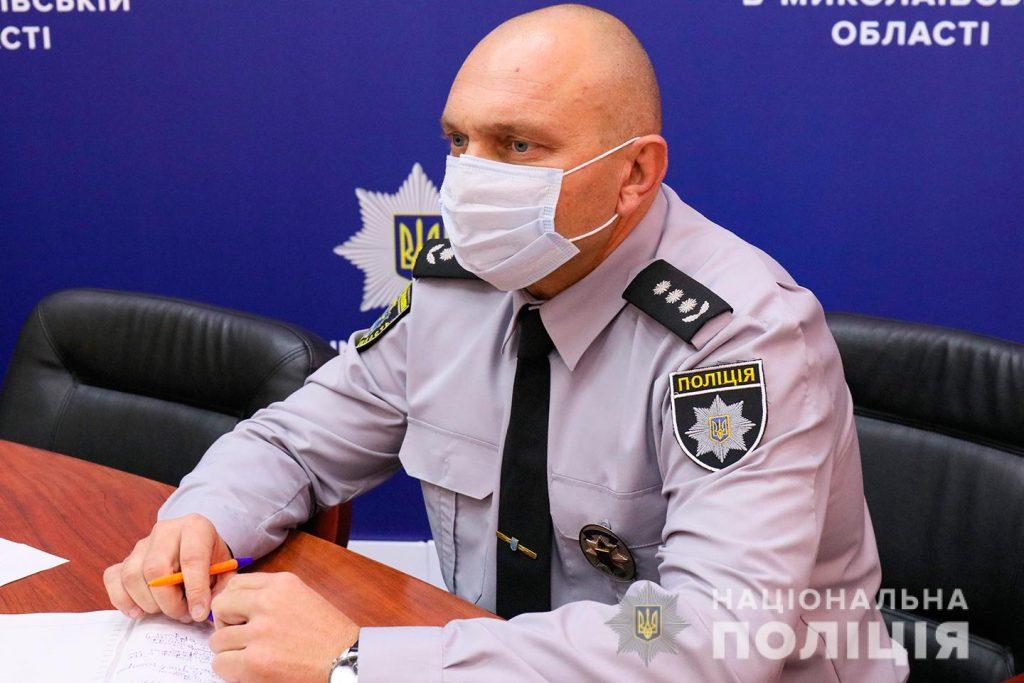 На Николаевщине полиция хочет привлечь к охране порядка во время местных выборов представителей частных охранных фирм (ФОТО) 9