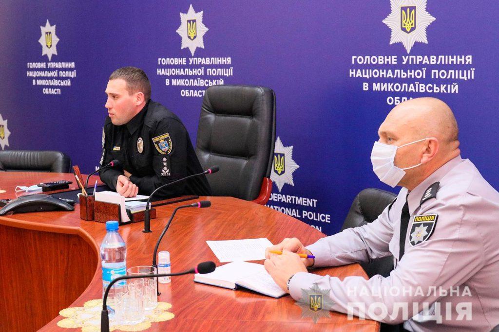 На Николаевщине полиция хочет привлечь к охране порядка во время местных выборов представителей частных охранных фирм (ФОТО) 11