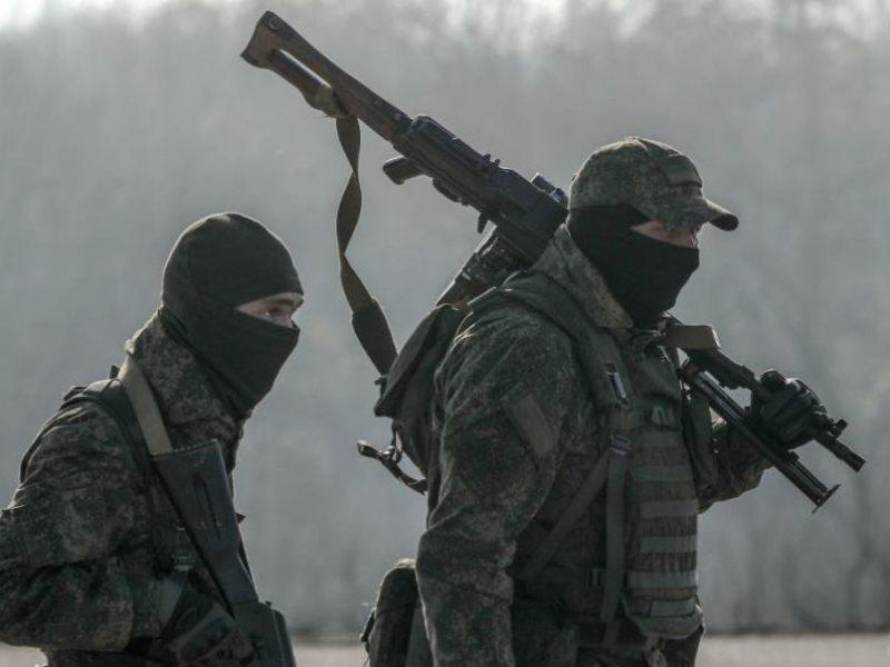 На Донбассе боевики обстреляли позиции ВСУ из минометов и гранатометов