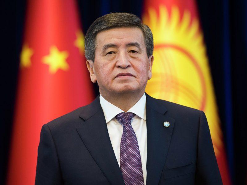 «Никакая власть не стоит целостности нашей страны». Президент Кыргызии ушел в отставку