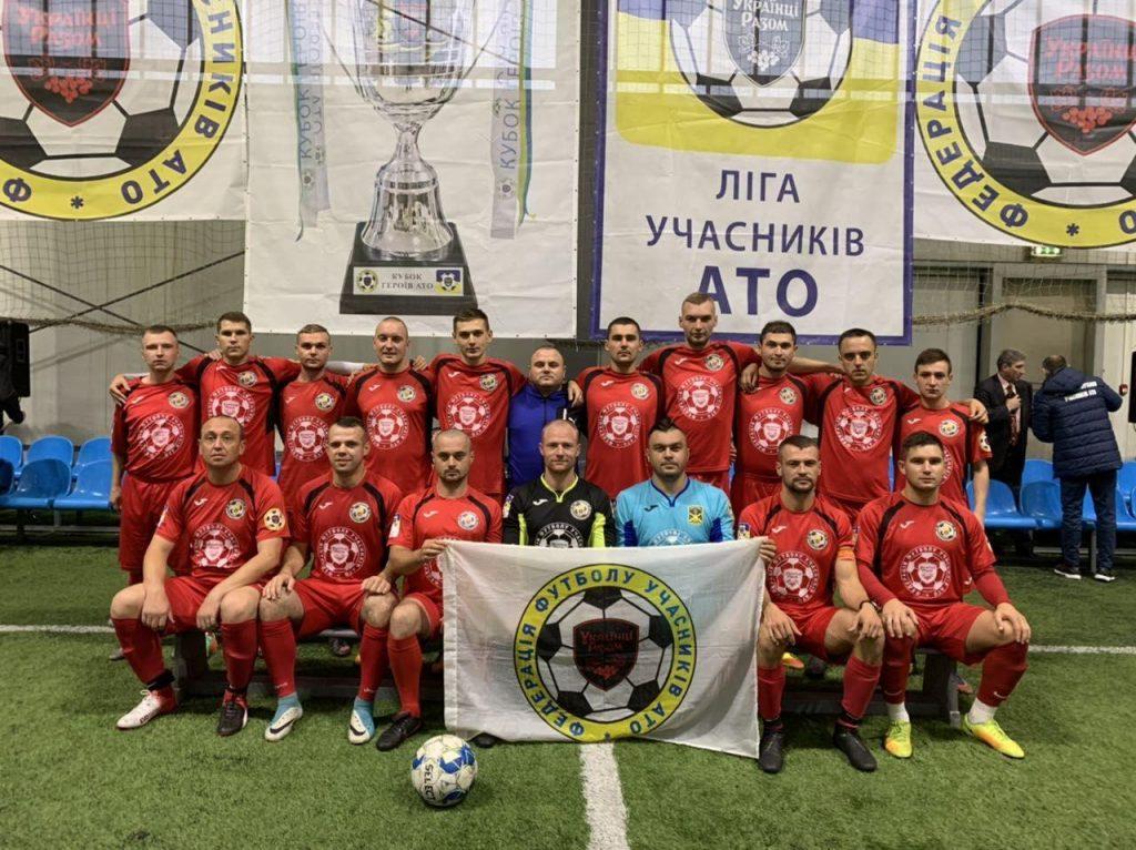 Николаевские гвардейцы добыли первую победу в финальной части Кубка героев АТО (ФОТО) 1