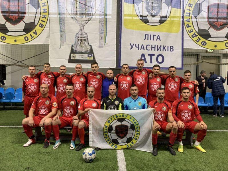 Николаевские гвардейцы добыли первую победу в финальной части Кубка героев АТО (ФОТО)