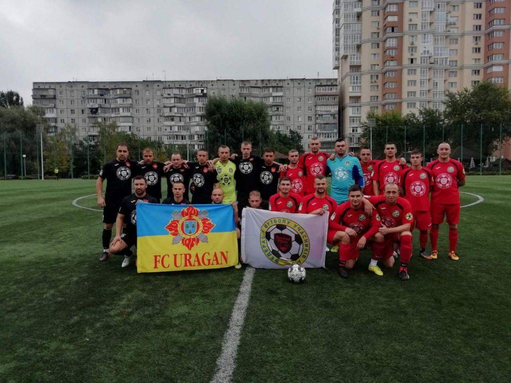 Николаевские гвардейцы добыли первую победу в финальной части Кубка героев АТО (ФОТО) 3