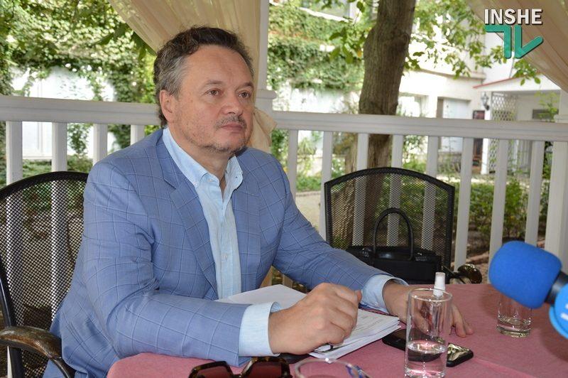 Кандидат в мэры Николаева Александр Садыков: «У меня есть мотивы, которые мне не позволят превратиться в Сенкевича»