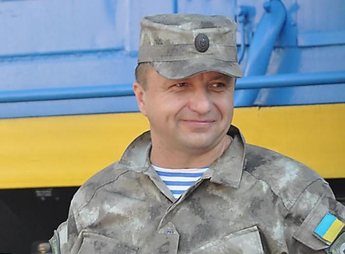 Командующий Сил специальных операций сменил командира 73-го морского центра в Очакове
