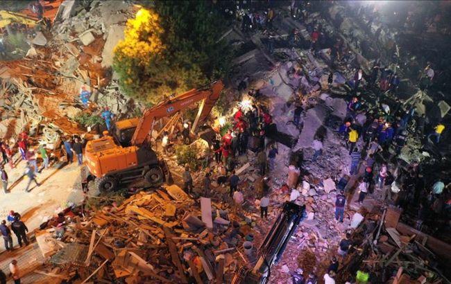Количество погибших во время землетрясения в Турции выросло до 25 человек