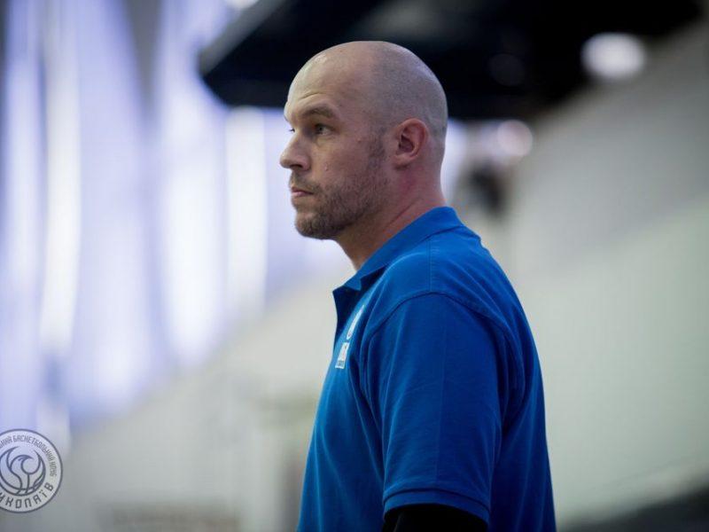 Из-за коронавируса главный тренер МБК «Николаев» Крис Томас подал заявление об отставке