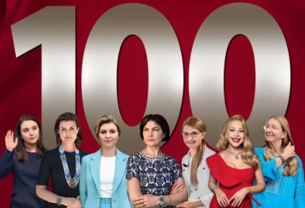 Венедиктова возглавила рейтинг ТОП-100 самых влиятельных женщин Украины (ИНФОГРАФИКА)
