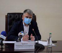 Замглавы Николаевской ОГА Трайтли не пришел на отчет в Николаевский облсовет. За него заступился Ким (ВИДЕО)