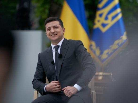 """57% украинцев поддерживают идею Зеленского распустить Конституционный Суд, – опрос """"Рейтинга"""" (ИНФОГРАФИКА)"""