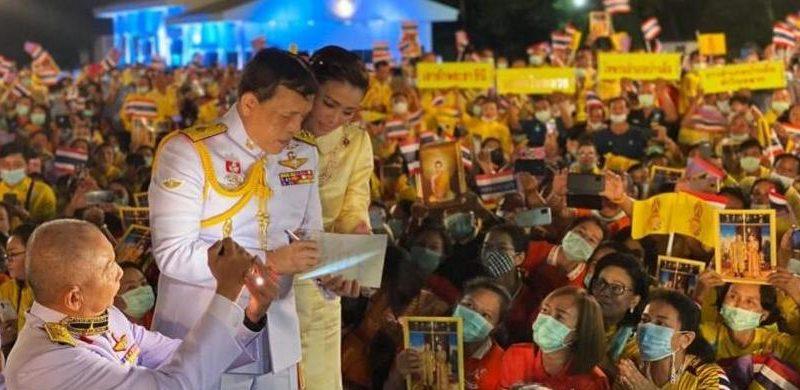 Король Таиланда пожертвовал свыше 4 млн.долларов для тюрем страны