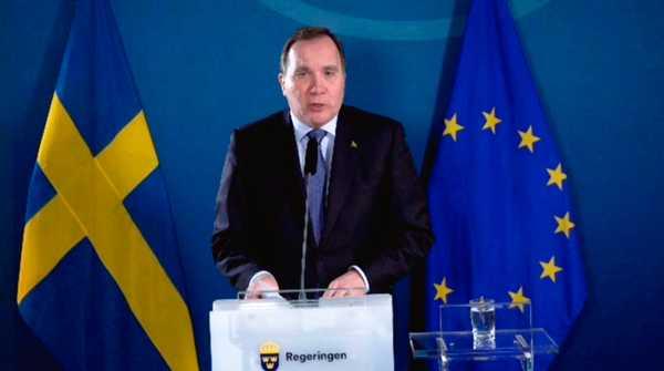 В Швеции вводится запрет на собрания больше восьми человек