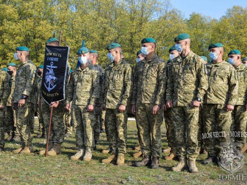 Николаевские морпехи стали победителями конкурса на лучшую артбатарею ВСУ