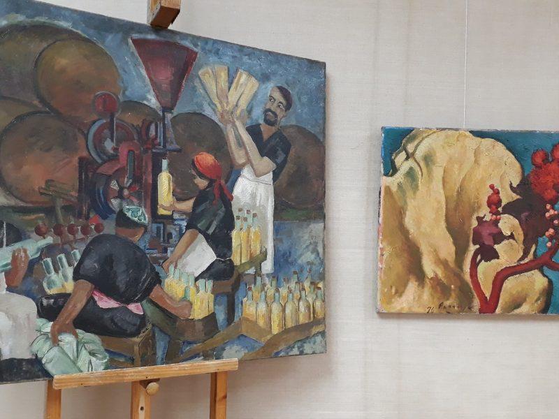 В музей им.В.Верещагина в Николаеве вернулись отреставрированные полотна (ФОТО)