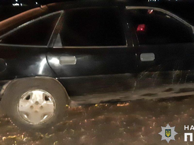 На Николаевщине у мужчины его Opel Vectra угнал… собутыльник