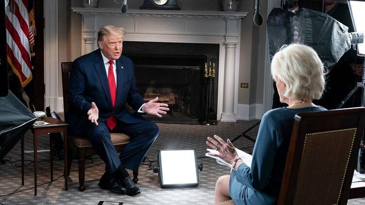 Больше не рыжий: Трамп сменил цвет волос (ВИДЕО)