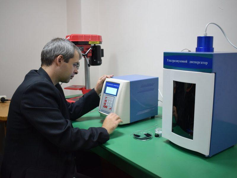 В николаевском университете открыли лабораторию нанотехнологий