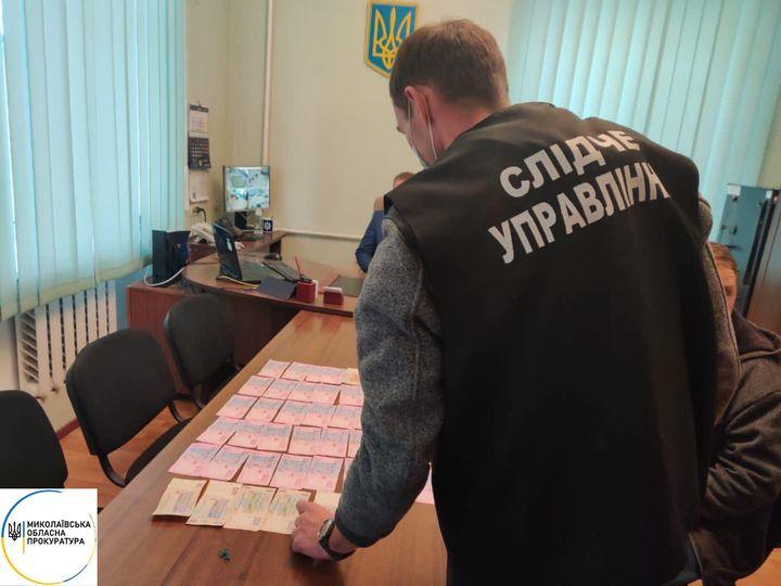 На Николаевщине предприниматель хотел за 10 тыс.грн. откупиться от штрафа за нарушение карантина