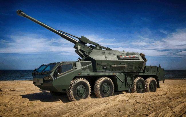 """Чешские гаубицы """"Дана М2"""" могут появиться в ВСУ уже в марте 2021 года"""