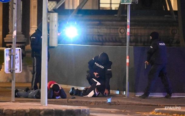 Сторонники ИГ взяли на себя вину за теракт в Вене
