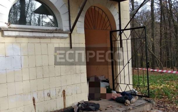 В парке Киева нашли труп девушки