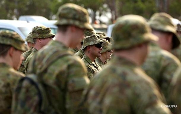 В Австралии волна самоубийств среди военных
