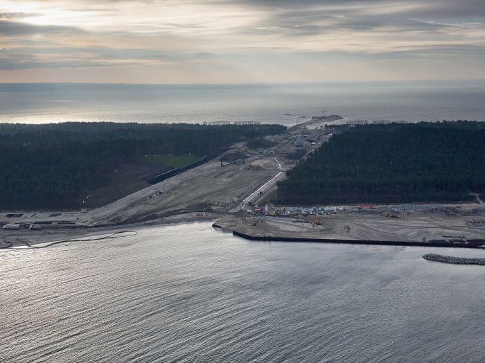 Нестандартное решение. В Польше строят судоходный ход, чтобы не заходить в воды РФ (ФОТО)