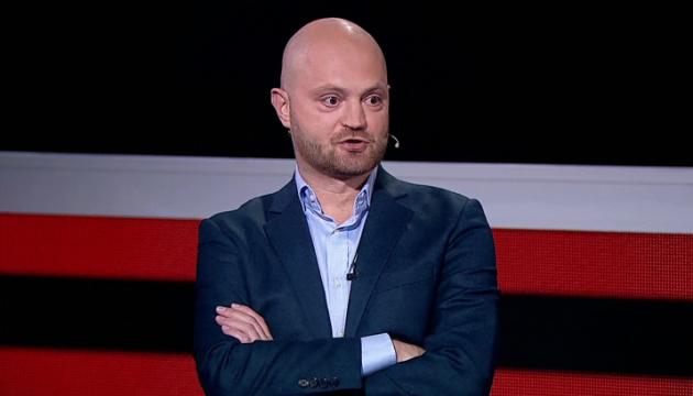 В кресло главреда ведущей белорусской газеты сел российский пропагандист, занесенный в базу «Миротворца»