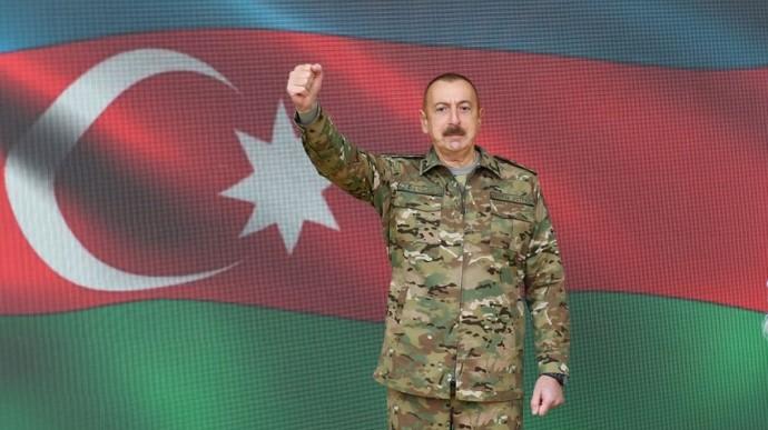 """Азербайджан заявил, что """"освободил от оккупации"""" еще 23 села в Карабахе"""
