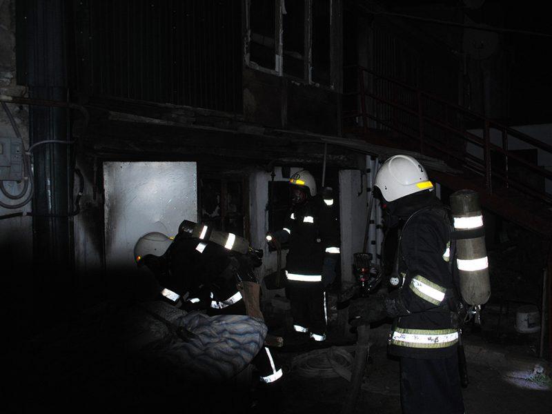 Ночью в Николаеве на пожаре погиб мужчина (ФОТО)