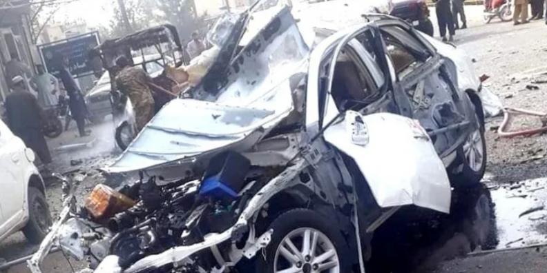В Афганистане в результате подрыва машины убит журналист Радио Свобода