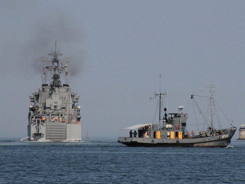Россия создаст в Судане военно-морскую базу