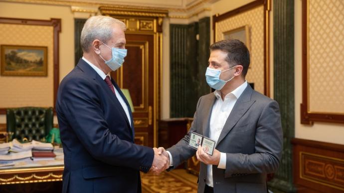 Зеленский назначил новых руководителей Харьковской и Одесской областей (ФОТО)