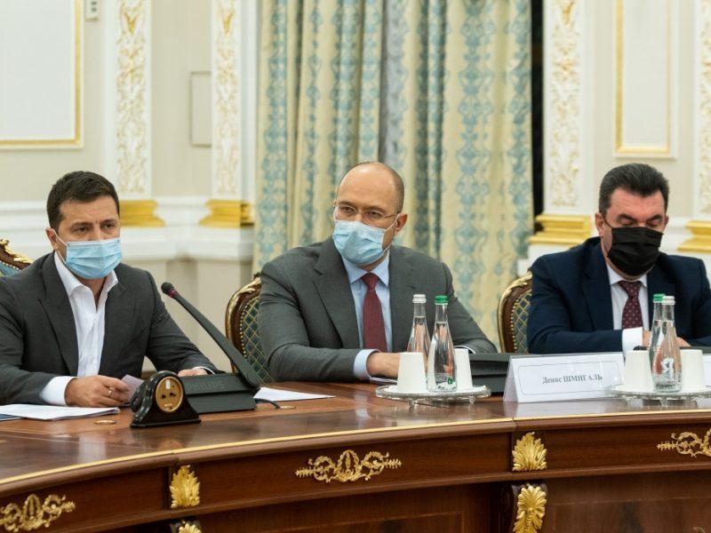 У Зеленского обнародовали план выхода из конституционного кризиса