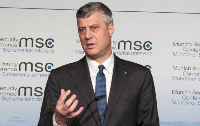Экс-президента Косово арестовали и перевезли в Гаагу для суда по военным преступлениям