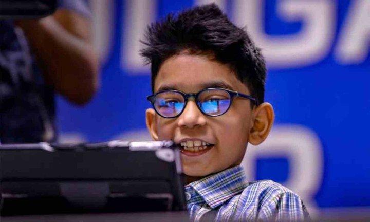 Самый молодой программист в мире: 6-летний индус поразил своими способностями