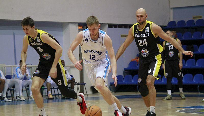 МБК «Николаев» стал первым четвертьфиналистом Кубка Украины