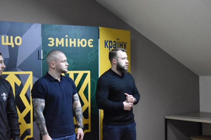 Николаевская организация Нацкорпуса получила нового руководителя