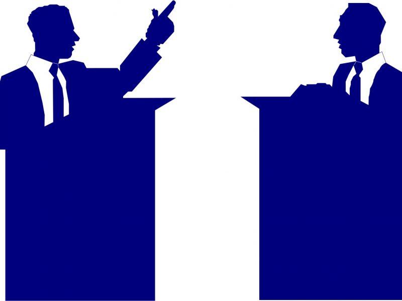 Дебаты Сенкевича и Чайки перенесли на завтра