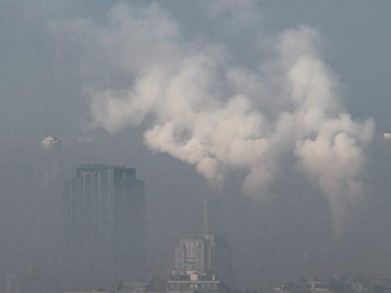 В Николаеве вечером резко ухудшилось качество воздуха