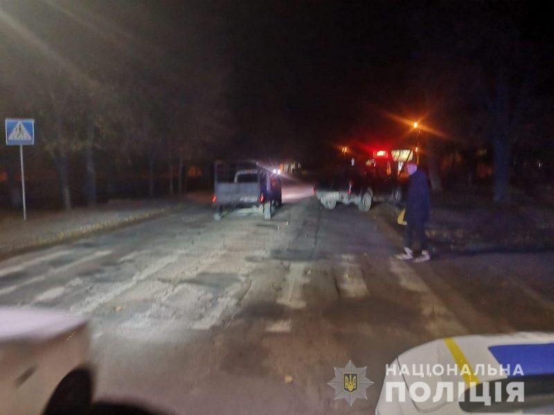 В Вознесенске Mitsubishi сбил 8-летнего мальчика на пешеходном переходе