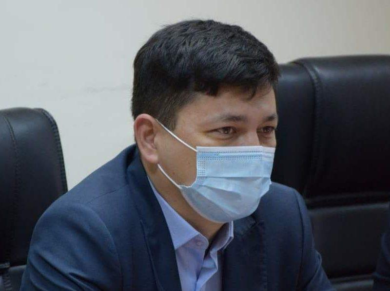 Новый губернатор Николаевщины приступил к работе (ФОТО)